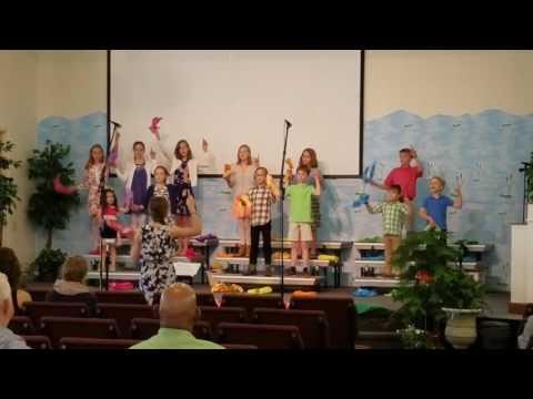 ACA Choir - God Paints the World with Love