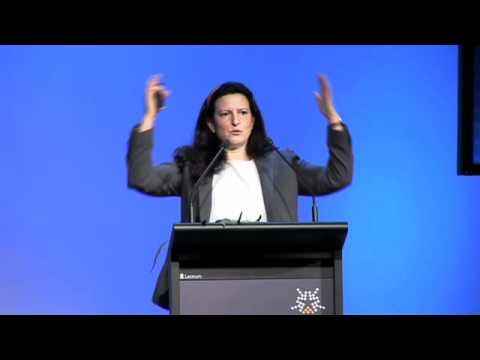 ADC Future Summit 2009 - Megatrends Part 1 - YouTube