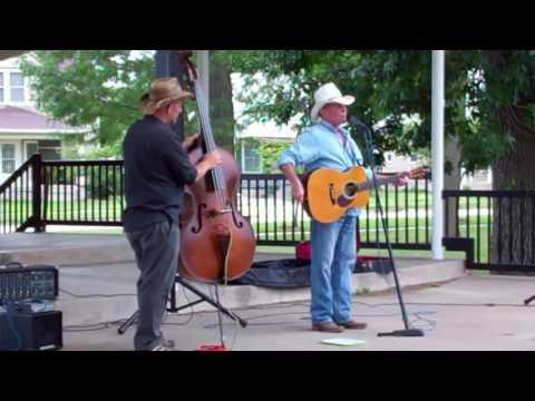 Concert in the Superior Nebraska City Park 7-1-16