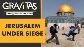 Gravitas: Hundreds injured as Israeli cops storm Al-Aqsa mosque