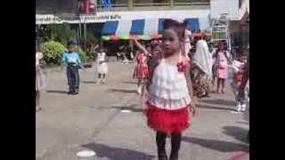 น้องต้นข้าว เต้น เพลงนากาลาโต้ version 2