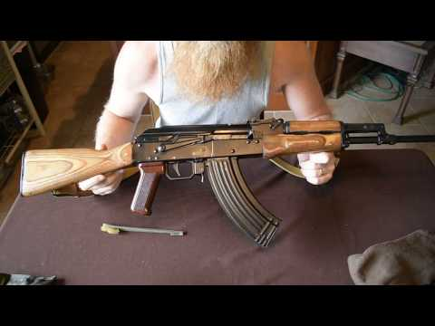 How to Perform Basic Maintenance on AK-47 / AKM / AK Variant Rifles