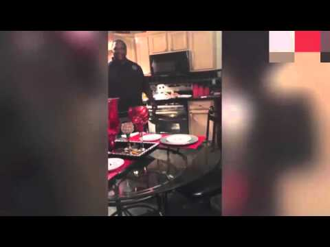Wife Tells Husband Shes Finally Pregnant After Years Of Trying - Man reacts when he finds out his wife is pregnant after 17 years of trying
