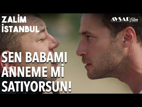 Cenk Şeniz'in Adamını Yakalıyor!   Zalim İstanbul 10. Bölüm