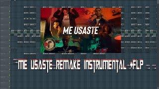 Me Usaste - Eladio Carrion X Khea X Noriel X Jon Z X Juhn X Ecko Remake Instrumental Fl Studio + Flp