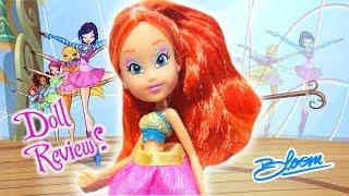 Bloom Mini Ballerina Review (español) ❤ Winx Club All