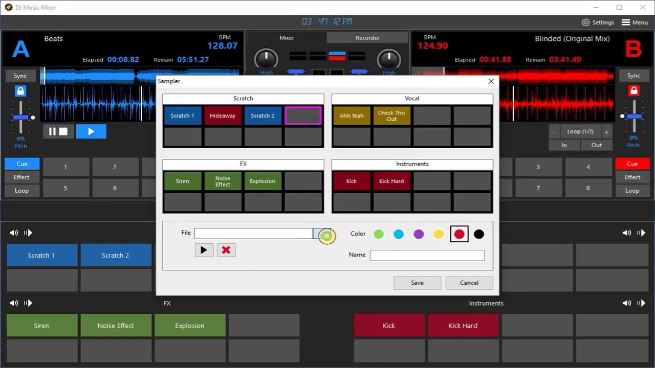 highconder - Dj music mixer activation key free download