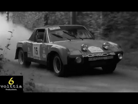 Old Rallycars Series #4 Porsche