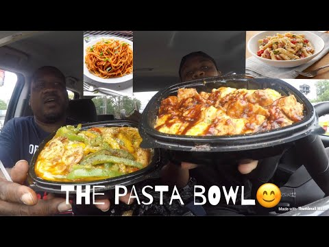 Pasta Bowl Food Review!!! | MAM EATING SHOW!!!
