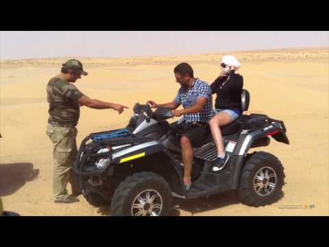 Highlights 4x4 Desert Trip Houidhat, Tunisia 14.-19.10.2014