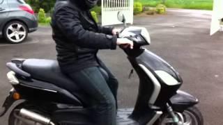 Scooter qui s'étouffe quand j'accélère