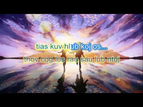 Hmong TKB - Only You Karaoke