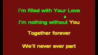 All Out Of Love - Air Supply - Christian Lyrics