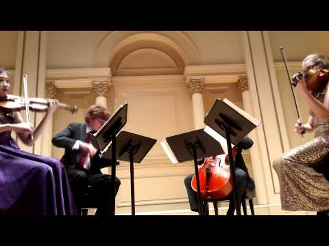 Ludwig van Beethoven - Quartet no.5 in A major, op.18 no.5, 4th movement