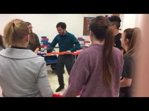 Rob Amchin-University of Louisville—Intro to Orff—Stretchy band
