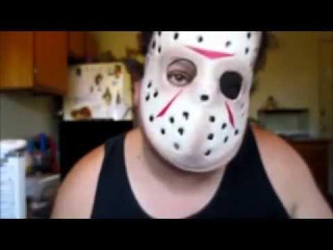 Jason Voorhees Sings Train Angel In Blue Jeans Karaoke Halloween Cover Friday The 13th