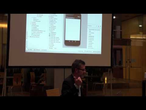 Norman McEntire: Android 5.0 Lollipop Development Tools - Live and In Action 1/2