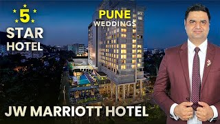 JW Marriott Hotel Pune - Curate Your Dream Wedding Moments