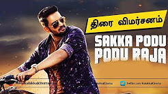 """Sakka Podu Podu Raja"" Movie Review 