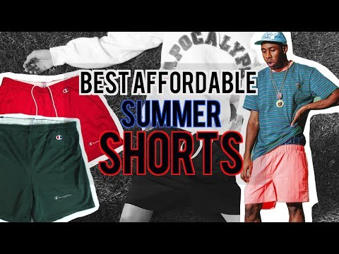 TOP 3 SHORTS FOR SUMMER! ( Champion, Dickies, Essentials ) thumbnail