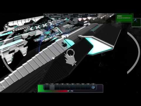 StarMade Ships 10 - Cold Dash Destroyer