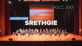 HALL 8 SRETHGIE | HOCC 2016/2017 | JUDGES VIEW