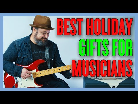 Gift Guide For Guitarists ($10 - $200)