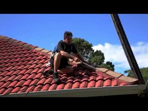 Concrete Roof — Repair & Painting (Step 5)