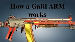 How a Galil ARM works