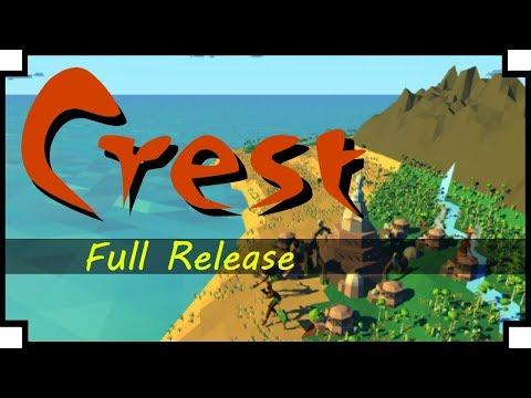 Crest - (Tribal God Game)  (Full Release)