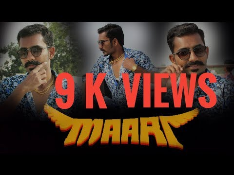 Must watch Rowdy hero maari feel theme look thara local fan made dhanush #Akshay #Akki