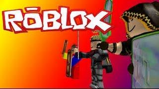 Roblox Battle gameplay