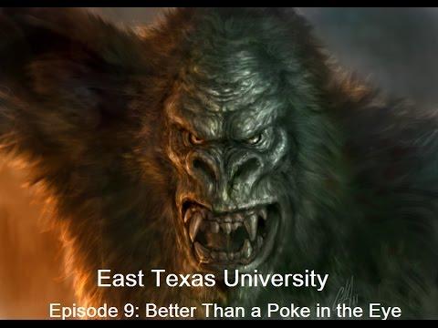 East Texas University Episode 9