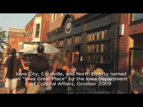 Iowa's Creative Corridor (CR/IC) - Arts & Culture