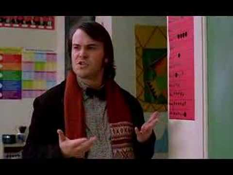 School of Rock trailer
