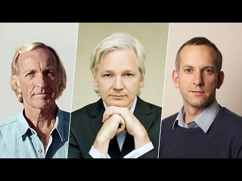 "The Holberg Debate 2017: ""Propaganda, Facts and Fake News""  with J. Assange, J. Pilger & J. Heawood"