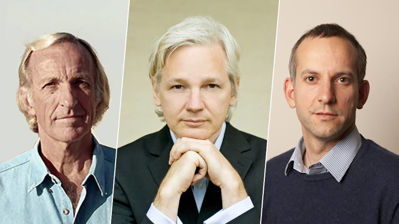 """Download The Holberg Debate 2017: """"Propaganda, Facts and Fake News"""" with J. Assange, J. Pilger & J. Heawood"""