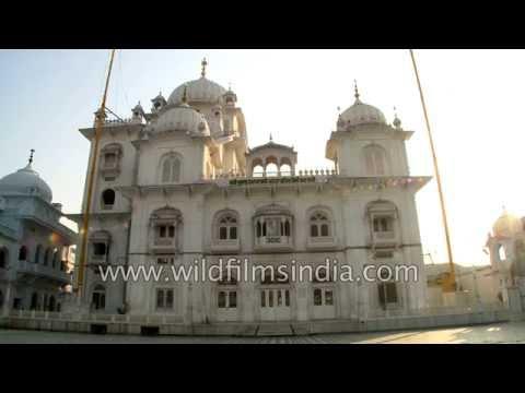 Patna Saheb Gurudwara - Bastion of Sikhism in Bihar