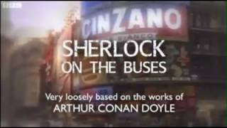 Harry and Paul S04E04 - Sherlock on the Buses (sketch)