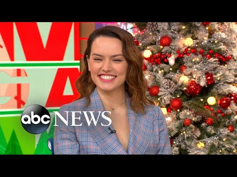 Download Youtube: Daisy Ridley talks about spending time with Carrie Fisher on the set of 'The Force Awakens'