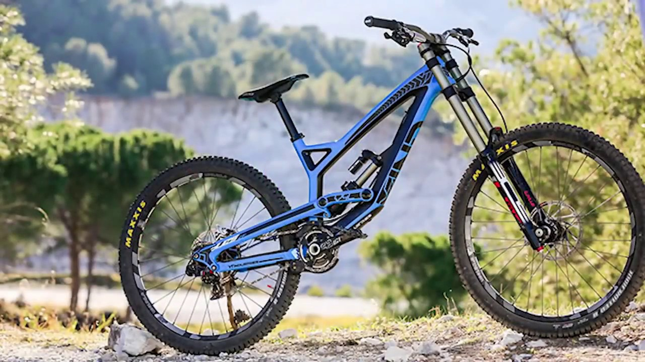 2fd2145756c MOST EXPENSIVE DOWNHILL BIKES [HD] - YouTube