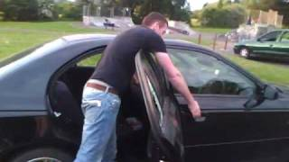 How To Retrieve Keys When Locked In The Boot Of Your Car