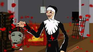 GRANNY THE HORROR GAME ANIMATION COMPILATION #13 : The MOVIE 2