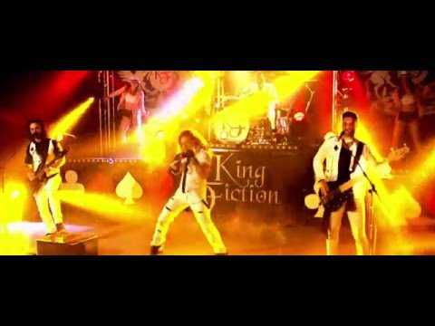 Uptown Funk (Rock Cover by King Fiction: 'Uptown Rock')