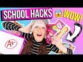 15 Savage Back 2 School Weird Hacks 2017 U Need No