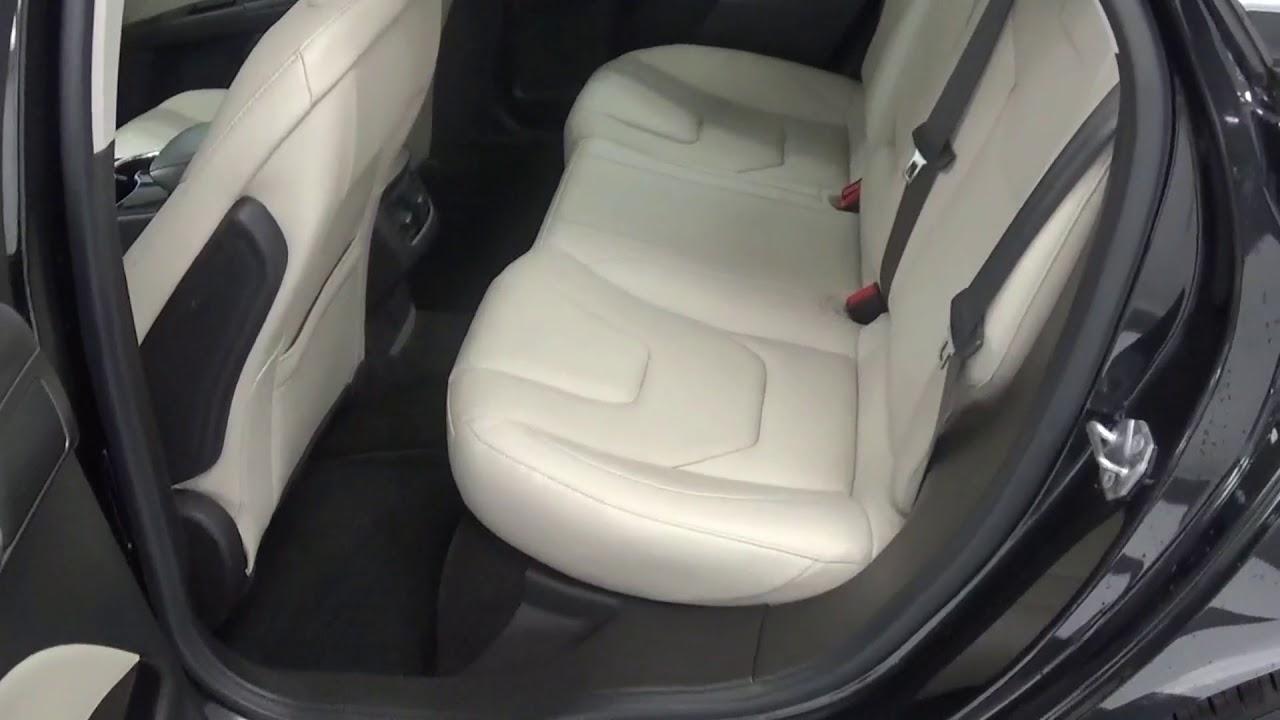 2014 Ford Fusion Titanium Black Youtube