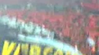 MILAN-INTER COREOGRAFIA!!!!!!INTERISTA PEZZO DI MERDA!!!