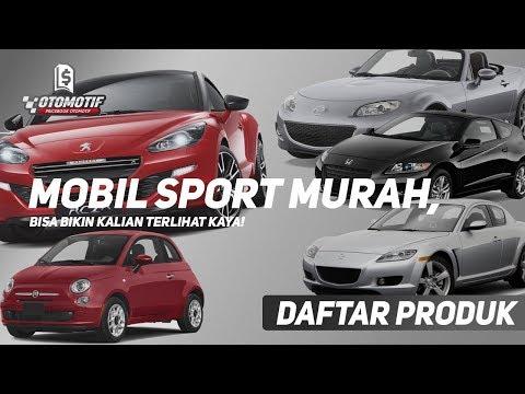 Mobil Sport 2 Pintu Cuman 200 Jutaan? Ini Pilihannya! | Rekomendasi Mobil Sport Bekas Murah
