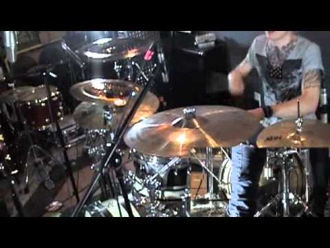 Asking Alexandria Drumming Workshop