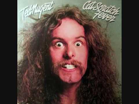 Cat Scratch Fever Nugent Song